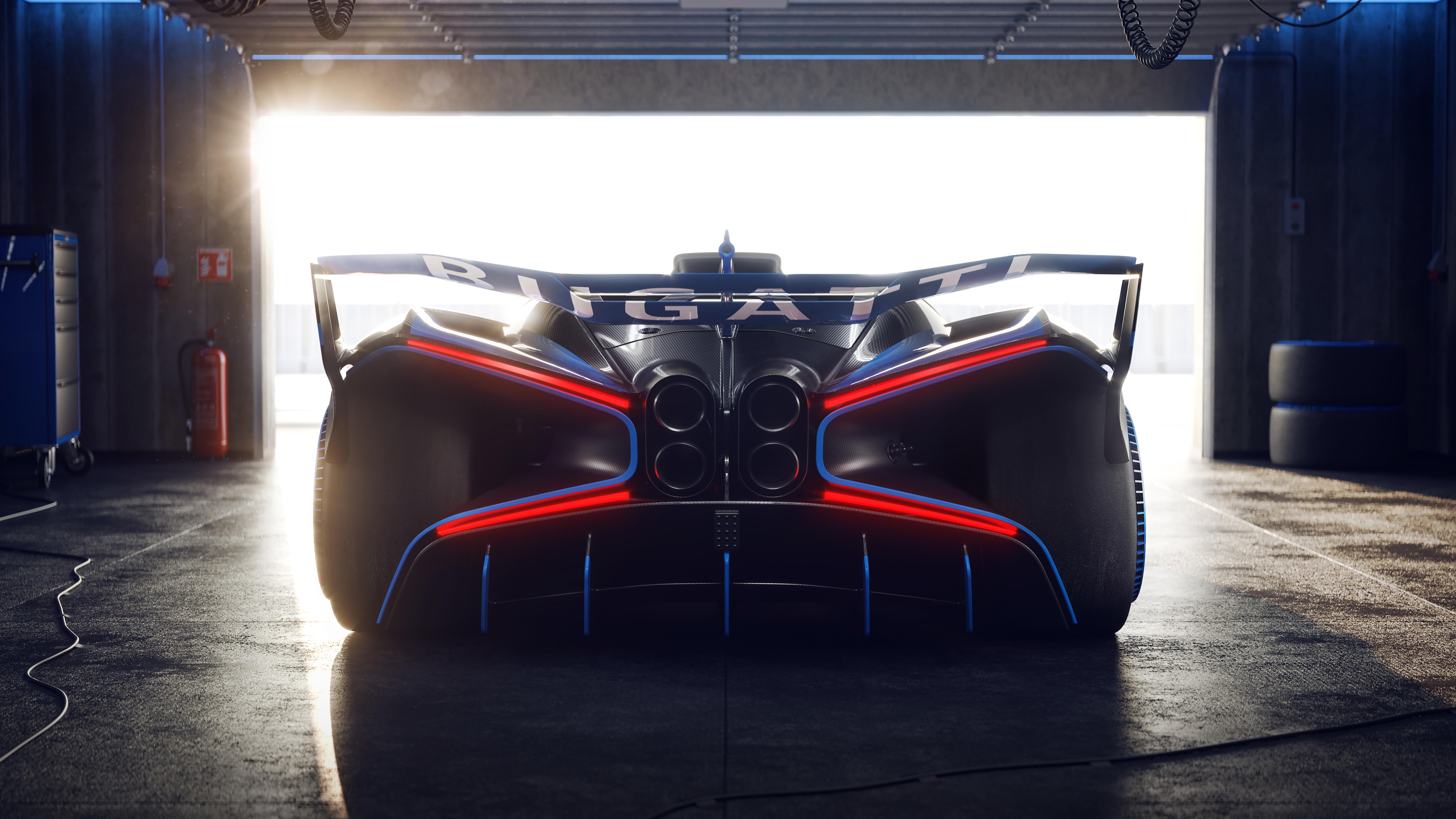 Bugatti Bolide – What if…