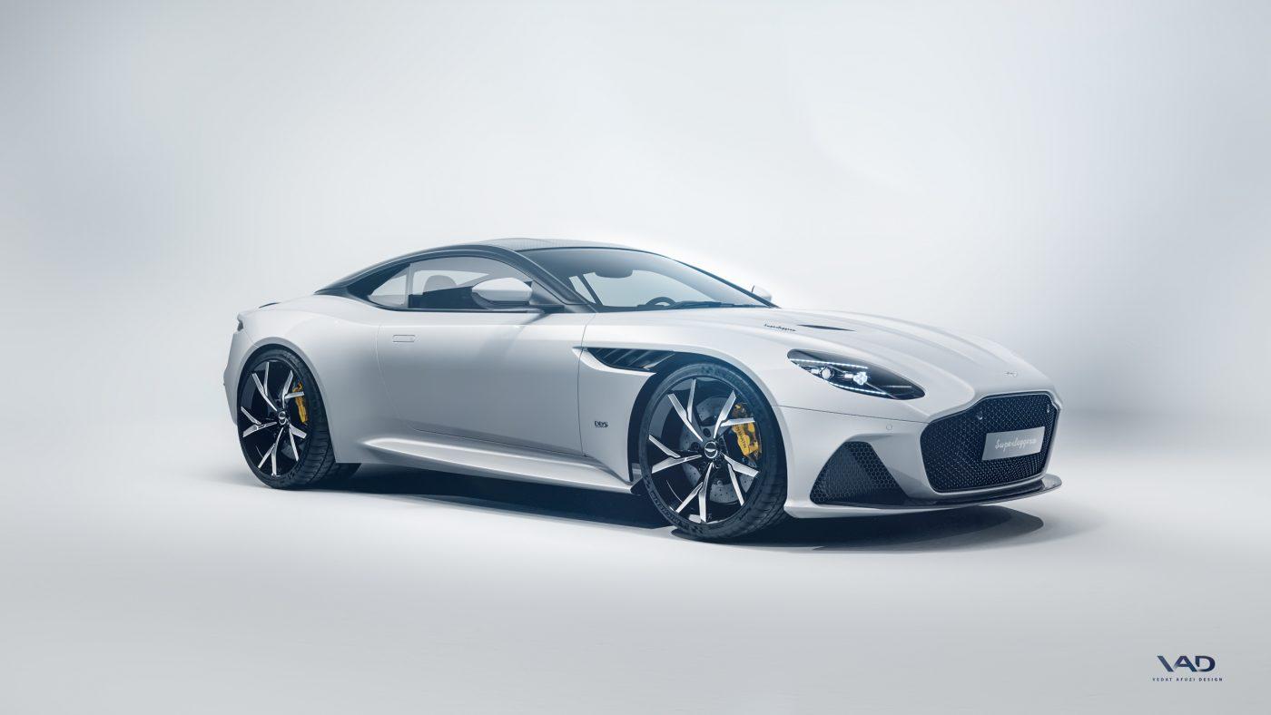 Aston Martin DBS Superleggera Studio