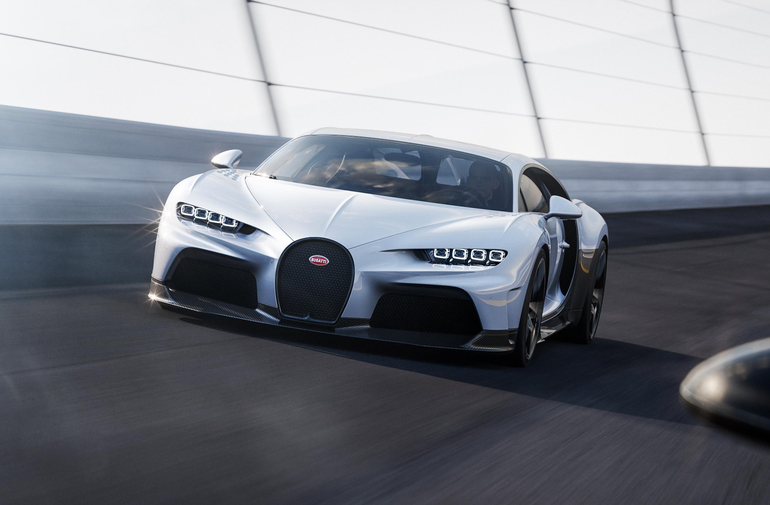 Bugatti Chiron Super Sport – High Speed Oval