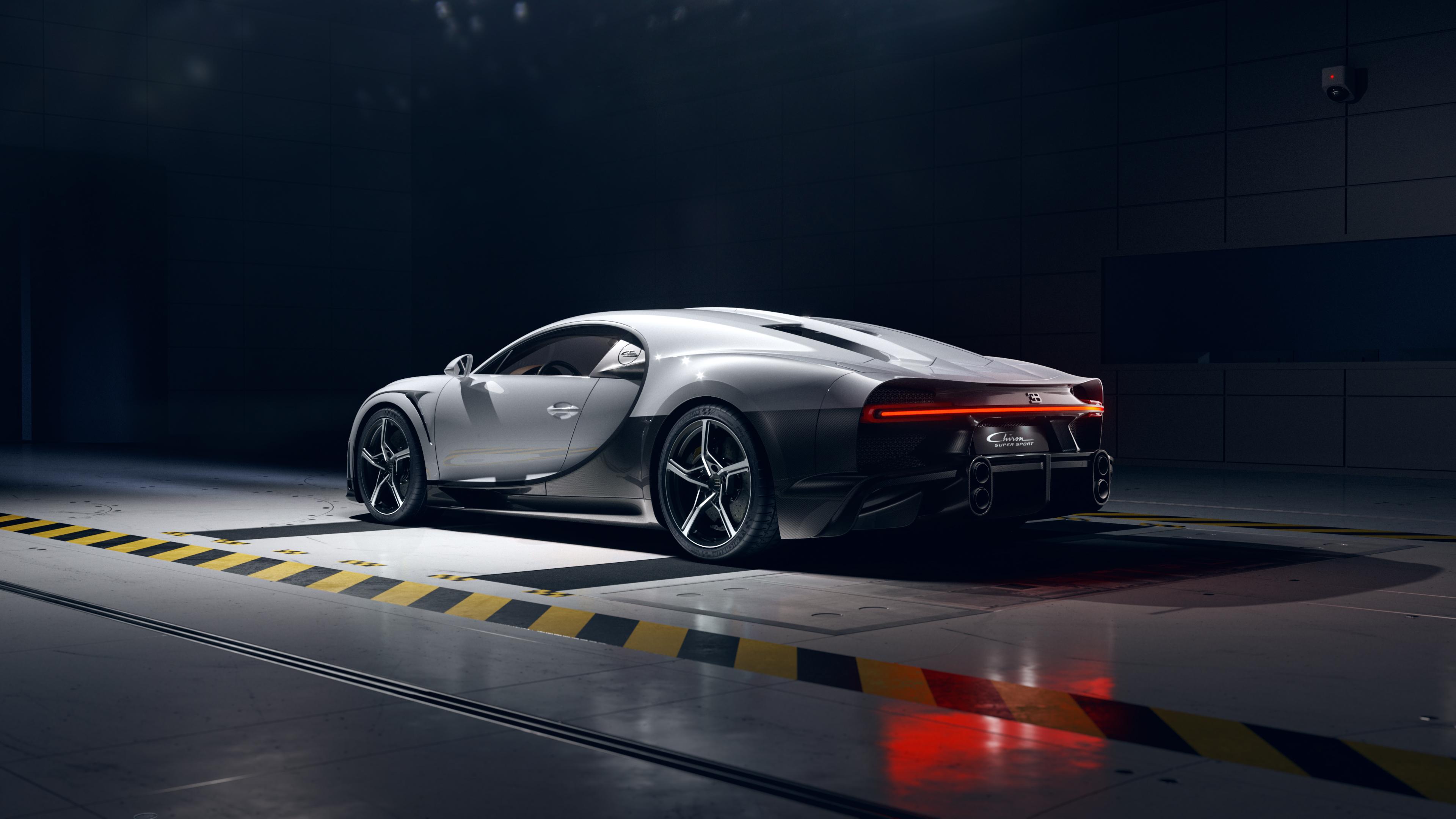 Bugatti Chiron Super Sport Front Rendering