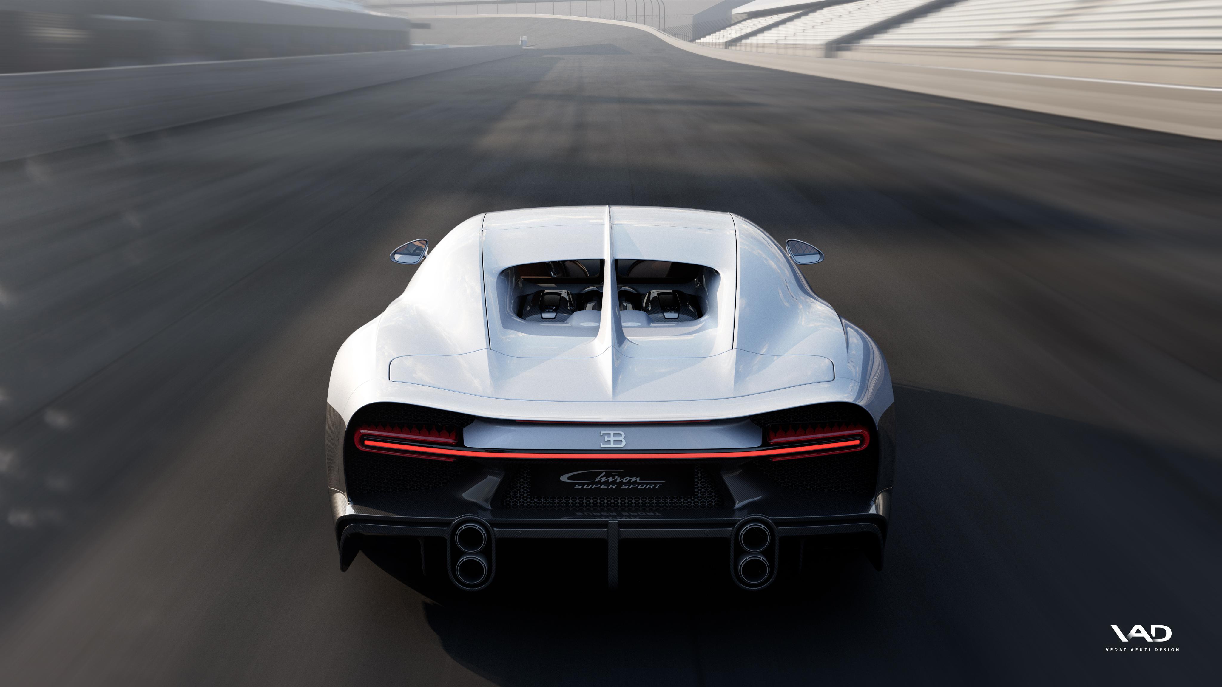 Bugatti Chiron Super Sport - High Speed Oval